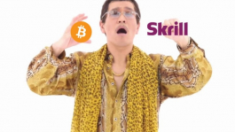 Skrill начал принимать Bitcoin