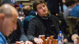 Урбанович, Филатов и Ярошевский тащат на WPT Five Diamond за $10,000