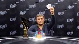 Трояновский выиграл титул на PokerStars Festival Rozvadov, Качалов занял второе место