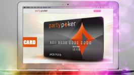 Обзор карты GoPlay Mastercard от PartyPoker