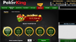 Эволюция Sit-n-Go от PokerKing!