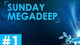 Разрываем Sunday MegaDeep на 888Poker (1 СЕРИЯ)