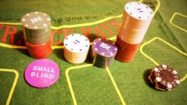 Игра малый блайнд против большого блайнда в МТТ