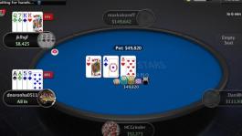 Обзор турниров по PL Omaha в разных покер-румах