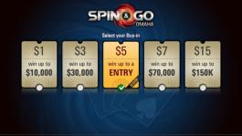 Стратегия игры в PLO Spin&Go на PokerStars