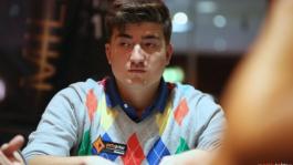 Урбанович с нашивкой PartyPoker, а МакФи против PokerStars
