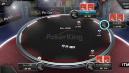Final Table на PokerKing