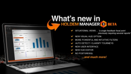 Holdem Manager 3: новые функции, бета-тест и видео