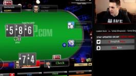 Покер в прямом эфире – путь к продвижению игры?