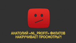 Анатолия NL_Profit Филатова обвиняют в накрутке просмотров на YouTube и Twitch