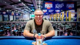 Любитель-бизнесмен Дэн Шак выиграл в турнире супер хайроллеров WSOPE