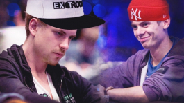 Хольц и Исильдур роняют PokerStars