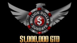 Турнир с гарантией $1,000,001 возвращается на PokerKing