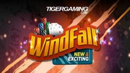 Обзор спинов Windfall в TigerGaming: в чем выгода?