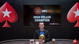 Никита «fish2013» Бодяковский выиграл $300,000 в турнире MPC28 High Roller