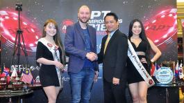 CoinPoker стал официальным спонсором Asian Poker Tour (APT) 2018