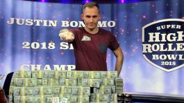 Джастин Бономо — гений оффлайн-покера, но слаб для онлайна?