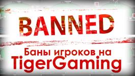 Баны игроков в сети Chico: что происходит на TigerGaming?