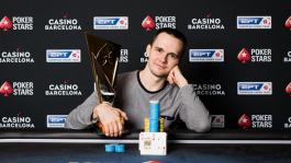 Никита «fish2013» Бодяковский продолжает выигрывать миллионы в покере