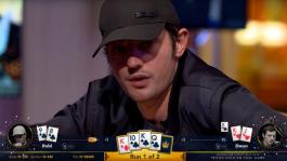 Видео: как Том Дван проиграл раздачу на ~$900,000 в 6+ Холдем