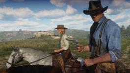 Red Dead Redemption 2: дикий запад, ковбои, покер