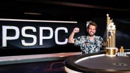 Регуляр из Испании выиграл $5,1 млн в турнире PSPC