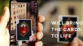 Playing Arts ZERO: колода карт как произведение искусства