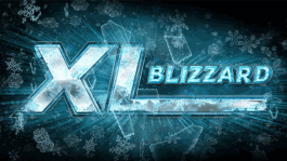 Серия XL Blizzard с 4 по 14 апреля на 888poker