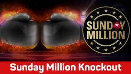 Эксперименты от PokerStars: Sunday Million пройдёт в формате нокаут