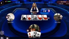 Zynga Poker запустили джекпот сит-энд-гоу Spin&Win