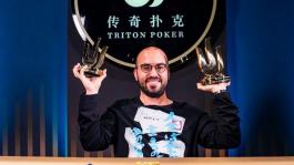 Triton Poker в Черногории: дубль от Брина Кенни на $4,000,000