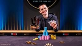 Triton Poker: Бодяковский выиграл $1,7m, а Лебедев блефует против каре