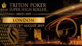 Triton Poker анонсировали турнир с рекордным бай-ином в £1.000.000