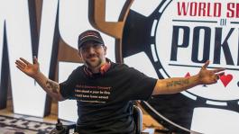Кевин Ростер бросил вызов смерти на WSOP: «Я хочу выиграть у рака все свои призы»