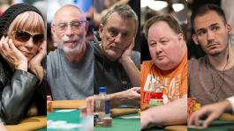 Легенды покера вспоминают свою первую серию WSOP