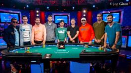 WSOP Main Event 2019: профили финалистов
