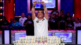 Хоссейн Энсан в 55 лет выиграл Main Event WSOP 2019