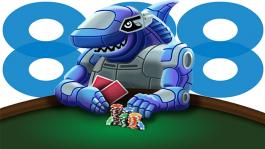 Как регуляр нашёл и победил бота на 888poker, но оказался заблокирован (обновлено)