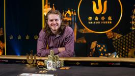 Чарли Кэррел и Линус Лёлигер празднуют победы на Triton Poker