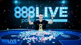 Ravic85 выиграл Main Event 888LIVE и пакет на WSOP 2020