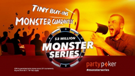 Невероятное велью для микролимитчиков на Monster Series