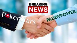 PokerStars и Paddy Power сообщили о слиянии — у Старзов только 45% акций