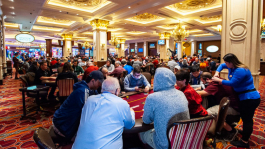 Как прошёл спорный турнир Venetian с фиксированной гарантией $150,000?