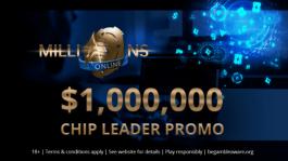 partypoker доплатит $1,000,000 победителю MILLIONS Online при одном условии...