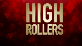 Турнирная серия HIGH ROLLERS стартует 1 декабря на PokerStars