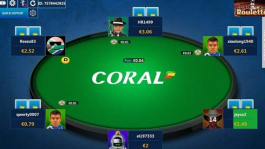 Coral Poker перейдёт в пул partypoker с 4 декабря