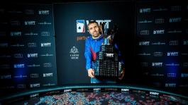 Алексей Бадулин — чемпион главного события WPT Sochi 2020
