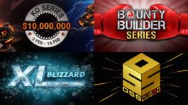 4 турнирные серии февраля