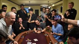 Преподаватель из США провёл студентам курс по покеру на каникулах