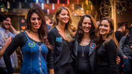 45% женщин боятся играть в покер против мужчин